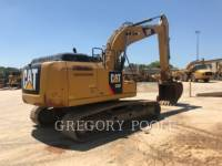 CATERPILLAR TRACK EXCAVATORS 330FL equipment  photo 6