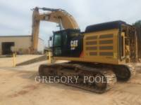 CATERPILLAR TRACK EXCAVATORS 349F L equipment  photo 8