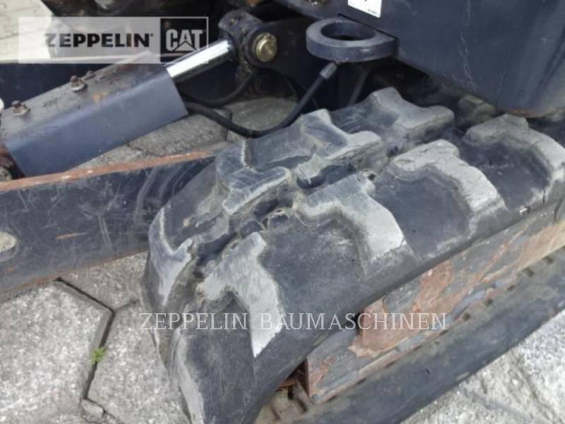 BOBCAT KETTEN-HYDRAULIKBAGGER E17 equipment  photo 15