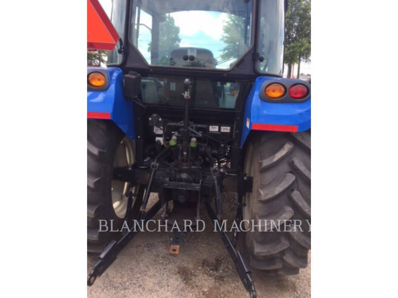 NEW HOLLAND LTD. AG TRACTORS PWRSTAR475 equipment  photo 4