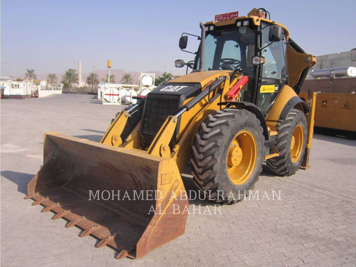 Model # 434F - skid steer loaders