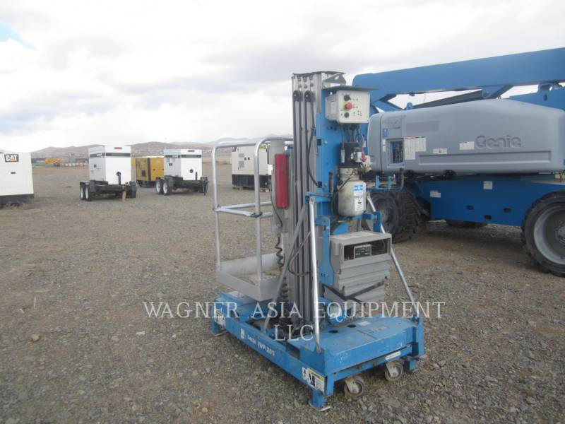 GENIE INDUSTRIES LEVANTAMIENTO - TIJERA IWP-20S equipment  photo 10
