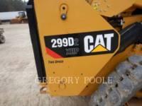 CATERPILLAR MULTI TERRAIN LOADERS 299D2XHP equipment  photo 16