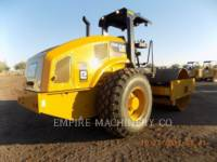 Equipment photo CATERPILLAR CS54B ACOLCHOADO DO TAMBOR ÚNICO VIBRATÓRIO 1