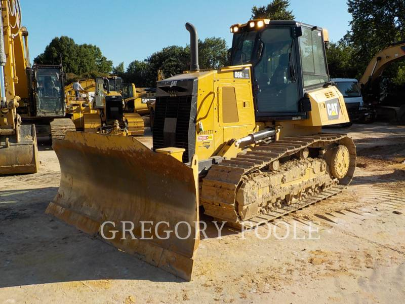 CATERPILLAR TRATORES DE ESTEIRAS D6K2 XL equipment  photo 1