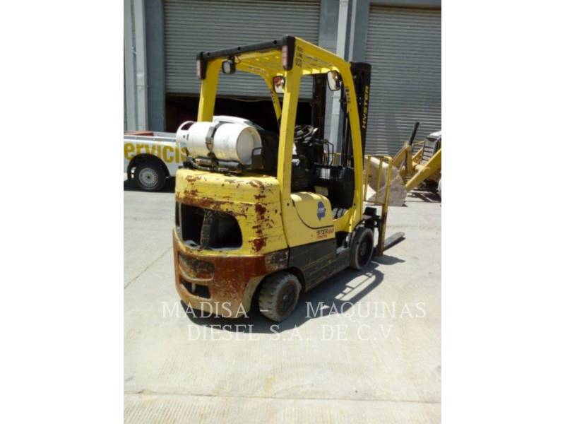 HYSTER GABELSTAPLER S60FT      equipment  photo 4