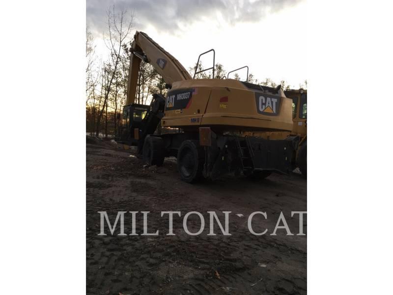 CATERPILLAR PELLES POUR MANUTENTION/DÉMOLITION MH3037 equipment  photo 3