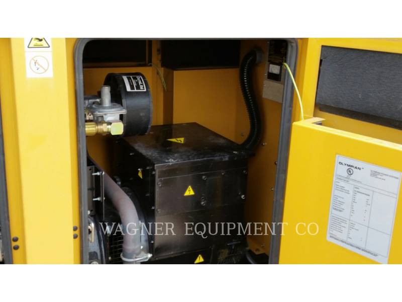 CATERPILLAR FIXE - GAZ NATUREL G50F3 equipment  photo 3