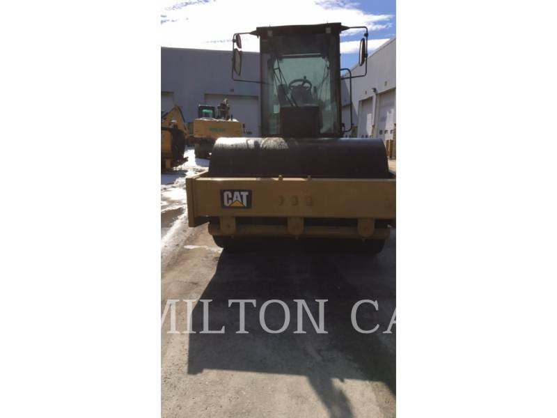 CATERPILLAR COMPACTORS CS66B equipment  photo 2