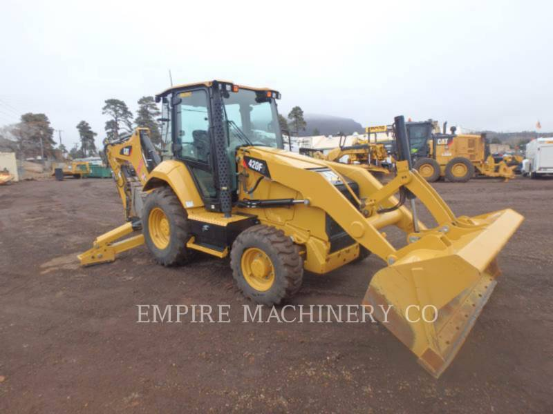 CATERPILLAR RETROEXCAVADORAS CARGADORAS 420F2 4EC equipment  photo 1