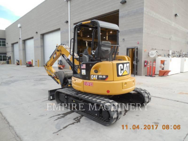 CATERPILLAR ESCAVATORI CINGOLATI 305.5E2CR equipment  photo 3