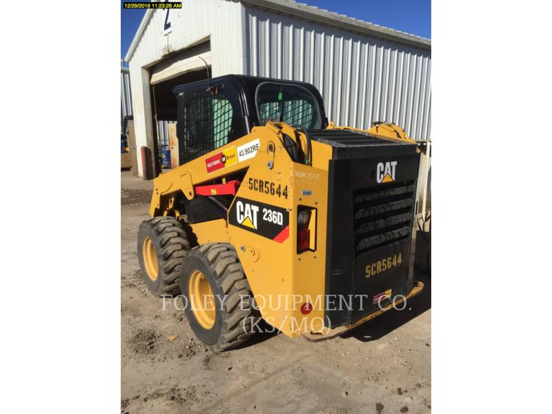 CATERPILLAR MINICARGADORAS 236DSTD1CA equipment  photo 4