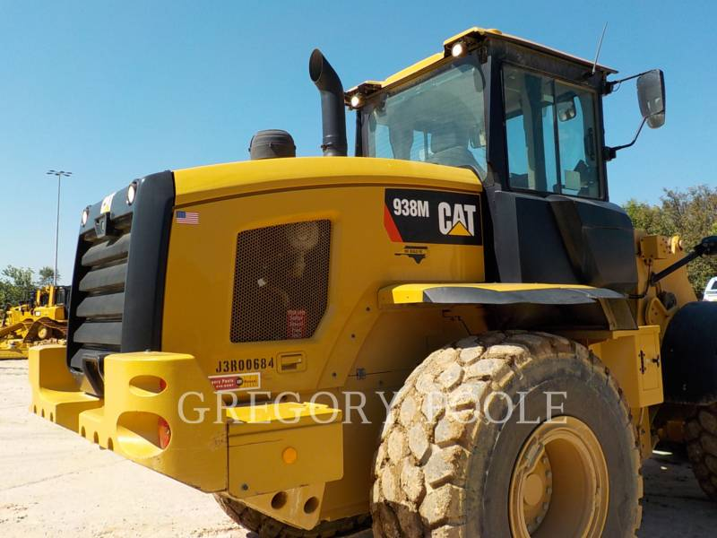 CATERPILLAR CARGADORES DE RUEDAS 938M equipment  photo 10