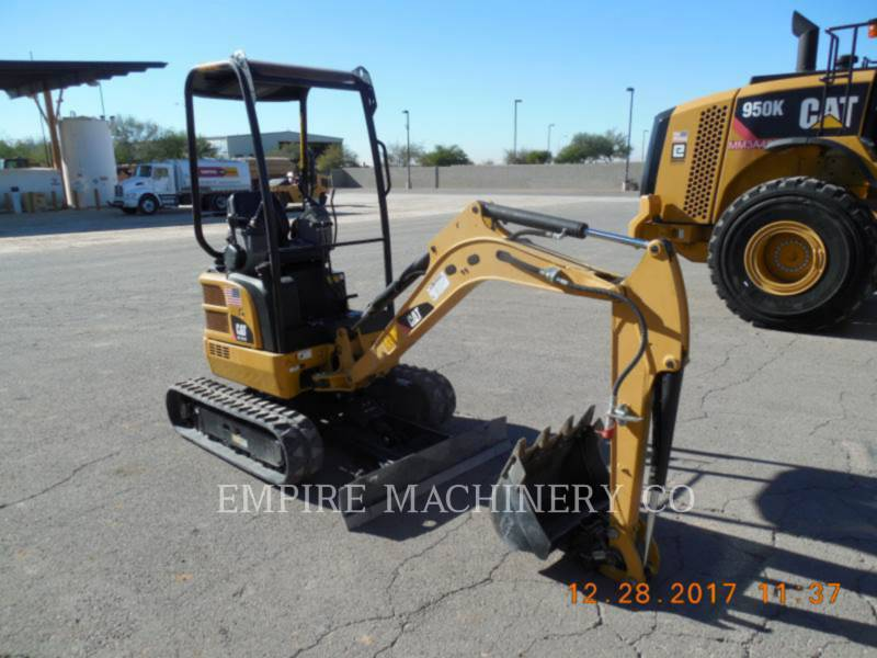 CATERPILLAR TRACK EXCAVATORS 301.7DCROR equipment  photo 1
