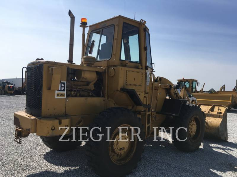 CATERPILLAR WHEEL LOADERS/INTEGRATED TOOLCARRIERS 920 equipment  photo 2