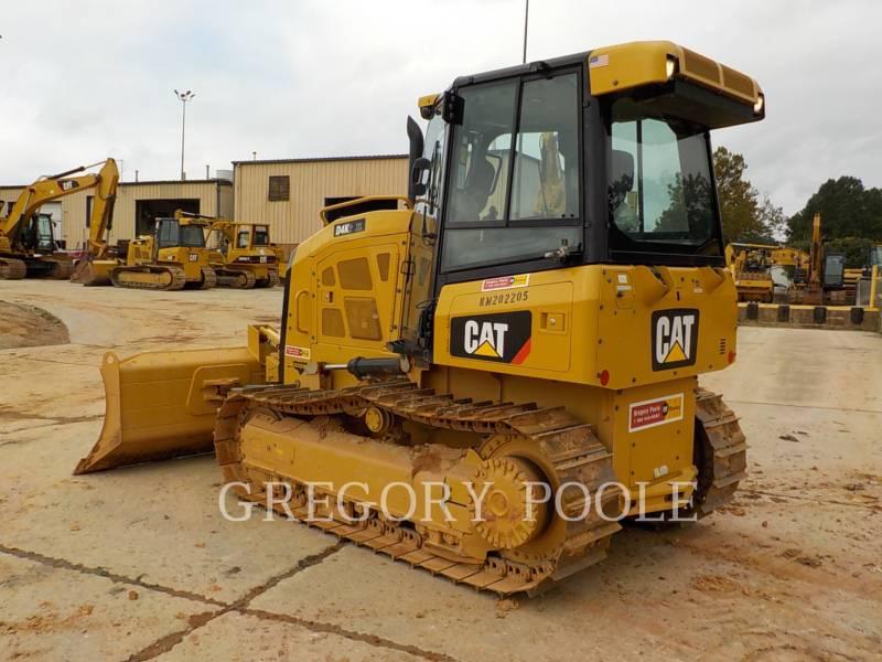CATERPILLAR KETTENDOZER D4K2XL equipment  photo 9
