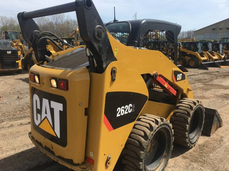 CATERPILLAR SKID STEER LOADERS 262C2 equipment  photo 6