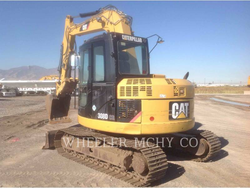 CATERPILLAR トラック油圧ショベル 308DCR equipment  photo 4