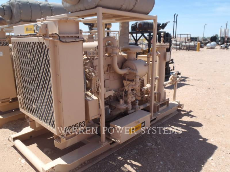 CATERPILLAR STATIONARY GENERATOR SETS WC175G equipment  photo 7