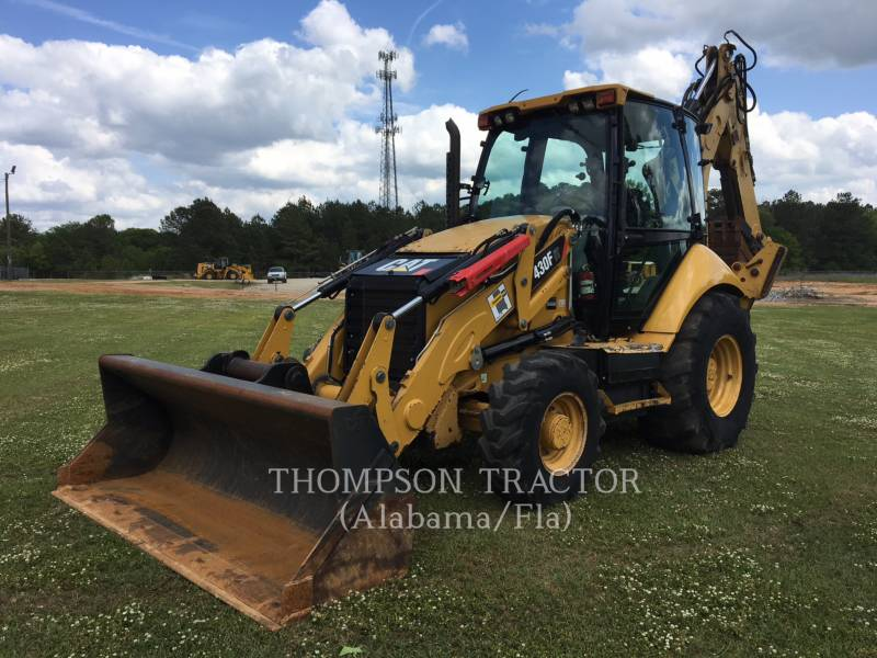 CATERPILLAR RETROEXCAVADORAS CARGADORAS 430F IT equipment  photo 7