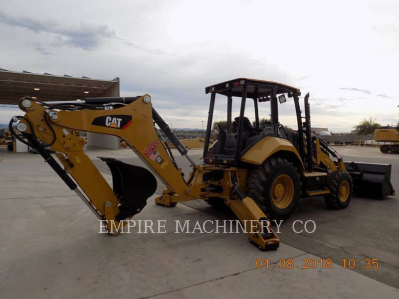 CATERPILLAR CHARGEUSES-PELLETEUSES 420F2 HRC equipment  photo 2
