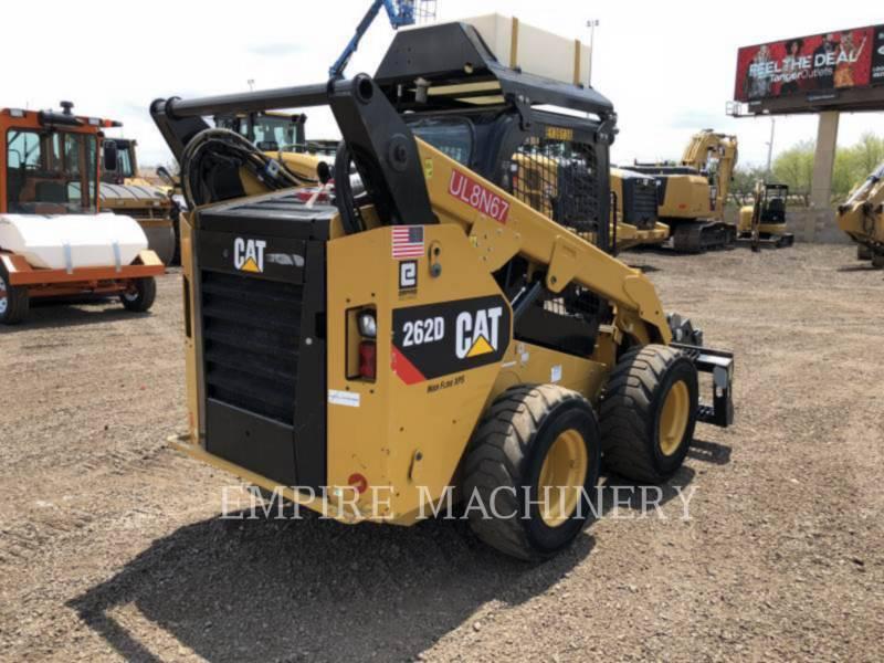 CATERPILLAR KOMPAKTLADER 262D equipment  photo 2