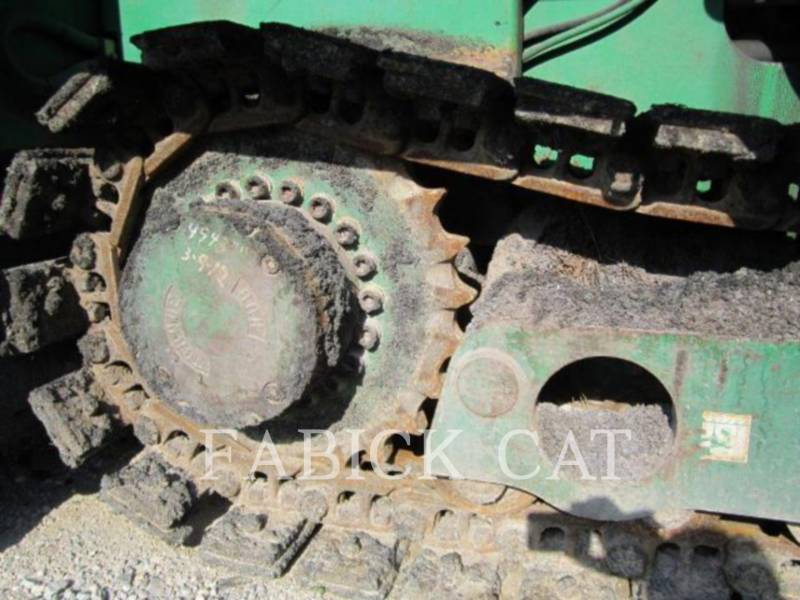 CATERPILLAR PAVIMENTADORA DE ASFALTO BG225C equipment  photo 3