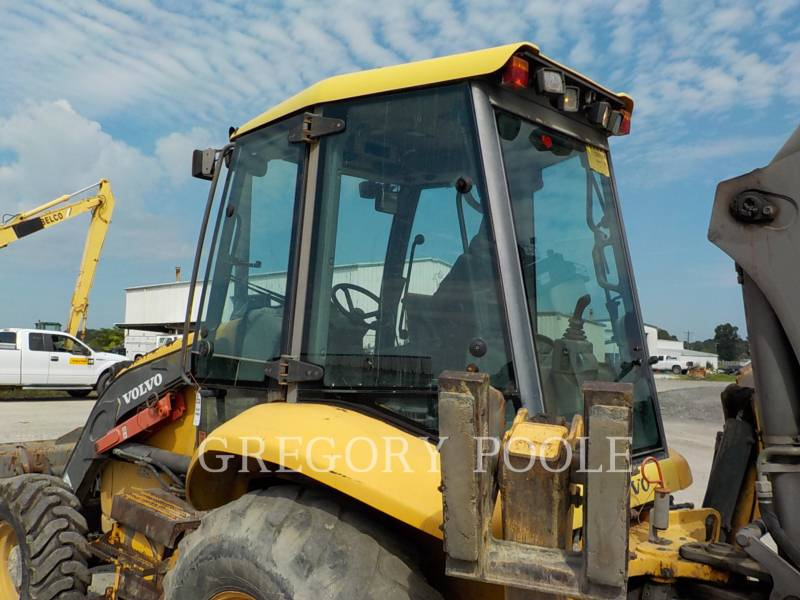 VOLVO BACKHOE LOADERS BL70 equipment  photo 8