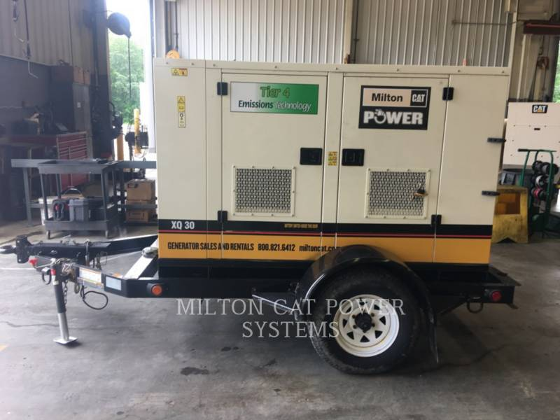 CATERPILLAR PORTABLE GENERATOR SETS XQ30T4 equipment  photo 1