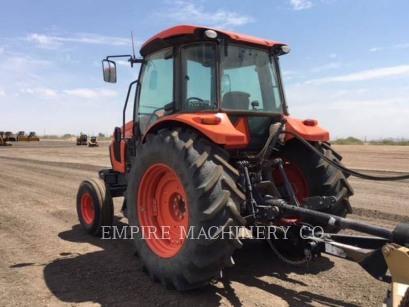 KUBOTA TRACTOR CORPORATION OUTRO M5091F equipment  photo 17