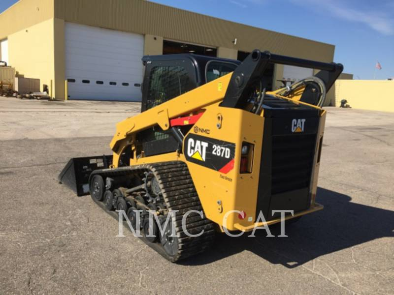 CATERPILLAR CHARGEURS TOUT TERRAIN 287D equipment  photo 2