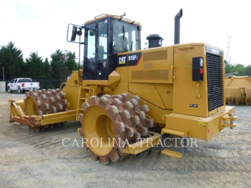 Caterpillar COMPACTOARE 815F2 equipment  photo 3