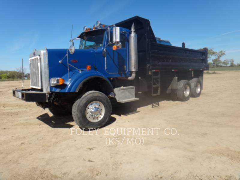 PETERBILT ON HIGHWAY TRUCKS 357 equipment  photo 4