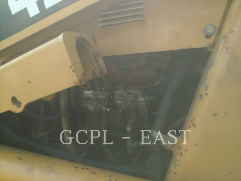 CATERPILLAR BAGGERLADER 424B equipment  photo 7