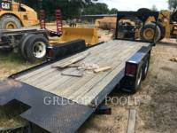 TOWMASTER REMORQUES T-12D 16 equipment  photo 7
