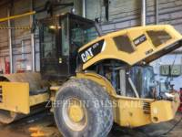 CATERPILLAR VIBRATORY SINGLE DRUM SMOOTH CS76 equipment  photo 6