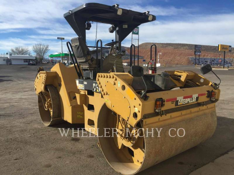 CATERPILLAR TANDEMVIBRATIONSWALZE, ASPHALT CB64 VV equipment  photo 2