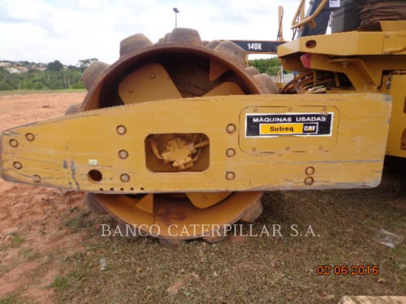 CATERPILLAR SOPORTE DE TAMBOR ÚNICO VIBRATORIO CP56 equipment  photo 8