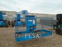 GENIE INDUSTRIES  ACCESS PLATFORM Z-80/60JRT equipment  photo 1