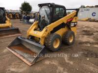 Equipment photo CATERPILLAR 262D CHARGEURS COMPACTS RIGIDES 1