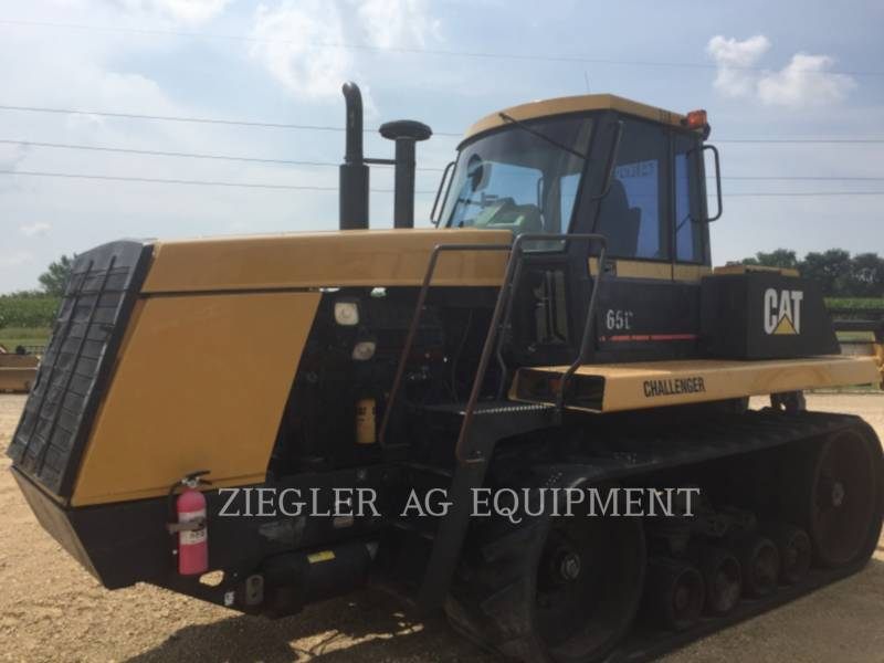 CATERPILLAR 農業用トラクタ 65C equipment  photo 1