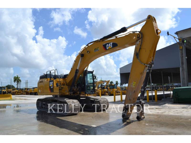 Caterpillar EXCAVATOARE PE ŞENILE 349FL equipment  photo 5