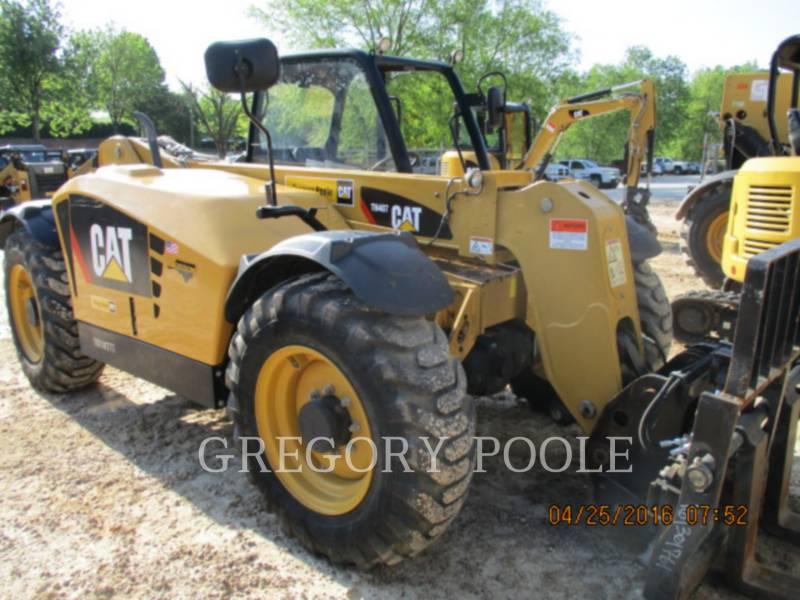 CATERPILLAR TELEHANDLER TH407 equipment  photo 4