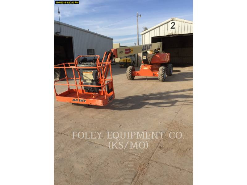 JLG INDUSTRIES, INC. LIFT - BOOM E600J equipment  photo 3