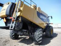 LEXION COMBINE COMBINES LX580R equipment  photo 4