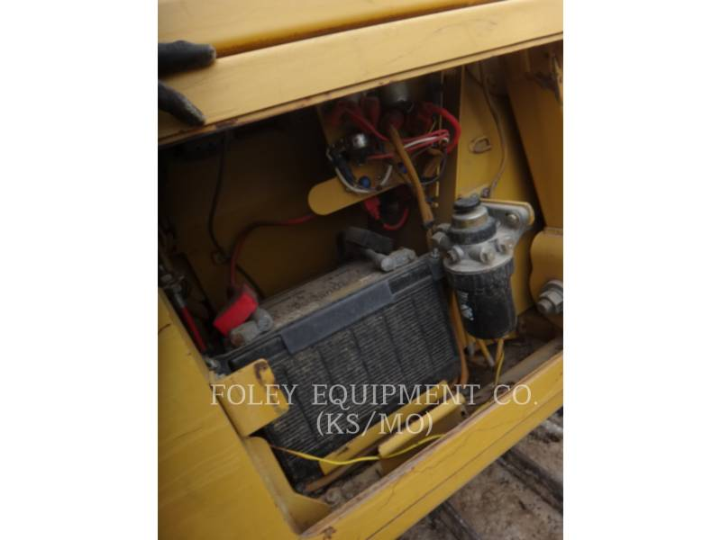CATERPILLAR TRACK TYPE TRACTORS D5G equipment  photo 20