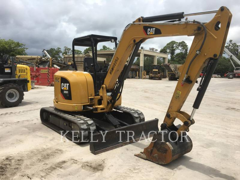 CATERPILLAR ESCAVADEIRAS 305E2CR equipment  photo 7