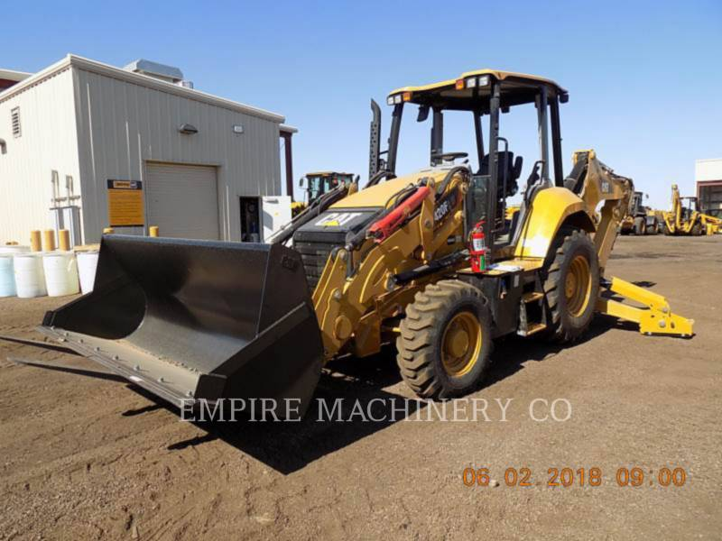 CATERPILLAR GRAAF-LAADCOMBINATIES 420F2IT equipment  photo 4