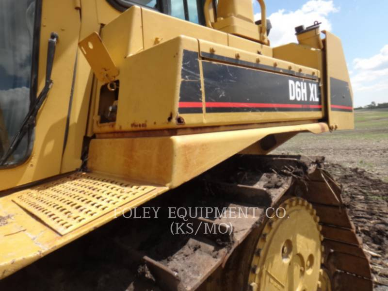 CATERPILLAR TRACTORES DE CADENAS D6HIIXL equipment  photo 18