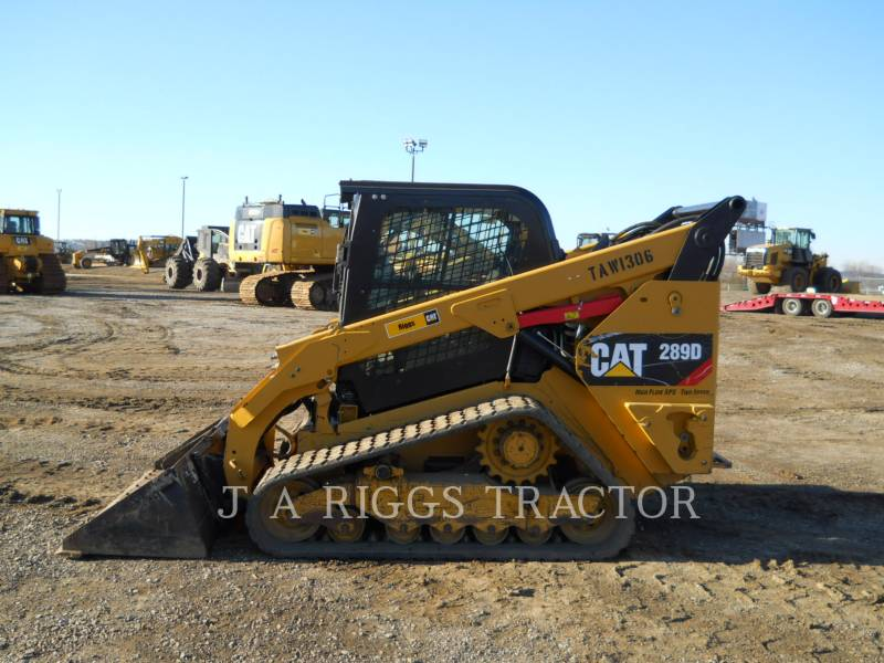 CATERPILLAR CHARGEURS TOUT TERRAIN 289D AH equipment  photo 6